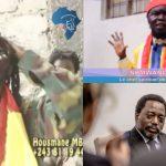 MAN MAMONA RASTA Apupoli : MWANDA NSEMI aza VIRUS Pona Ko exterminer Bakongo et KABILA aza 3e President! [VIDEO]