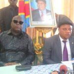 UDPS : Jean Marc Kabund et Felix Tshisekedi en tournée diplomatique en Europe et USA