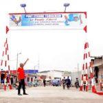 Kinshasa : Les forces de sécurité enlèvent l'effigie d'Etienne Tshisekedi sur un pont construit par Gecoco