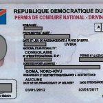 """Après le passeport biométrique, voici le permis de conduire """"veritablement biométrique"""""""