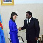 RDC : Toujours pas de compte rendu officiel de ce qui s'est dit entre Nikki Haley et Kabila mais il y a des fuites