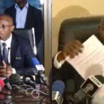 L'UNC demande à Pierre Kangudia de demissionner du gouvernement, il demissionne plutôt de l'UNC