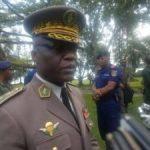 Le Chef d'État-Major de l'armée du Congo-Brazzaville en visite à Goma