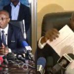 L'UNC prend acte de l'auto-exclusion de Kangudia et donne 48h aux autres membres encore au gouvernement pour se prononcer