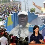 Il n'y a pas eu répression lors du retour de Felix par peur de Nikki Haley, preuve que le regime Kabila est inféodé à l'Occident (Erick Bukula)