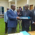 SUD-KIVU: Claude Nyamugabo éxpose un ''budget marquant'', les élus s'en disent satisfait.