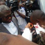 Aimé Bukasa du FDC sur la répression de la marche d'aujourd'hui : La médiocrité c'est quand on fait des victimes parmi des citoyens qui viennent de rendre hommage à d'autres victimes