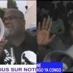 MATINEE POLITIQUE DE L'UDPS 25 JANV 18: MISE EN GARDE DE JM.KABUND AUX COMBATTANTS !!!