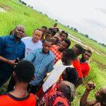Dossier site agricole de Kingabwa : Kokonyangi fait marche arrière, Leon Mulumba et Erick Bukula crient victoire mais appellent à la vigilance