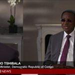 BBC HARDtalk   Bruno Tshibala – Prime Minister, Democratic Republic of Congo