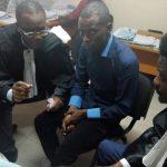 Ndeko Eliezer transféré à la prison de Makala tôt ce matin
