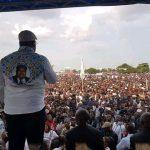 Meeting de Ndjili Saint Thérèse : Les sujets sur lesquels s'est apaisanti Felix Tshisekedi