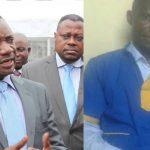 Ngoyi Kasanji confirme son intention de retirer sa plainte contre le journaliste Eliezer Ntambwe