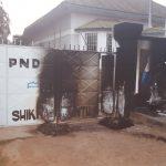 Lubumbashi : L'effigie de Moise Katumbi au siège du PND brulée la veille de l'arrivée de Kabila dans la ville