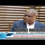 [VIDEO] AFRIQUE DU SUD: SUIVEZ L' INTERVIEW DE MARTIN FAYULU SUR LA REUNION DE L' OPPOSITION