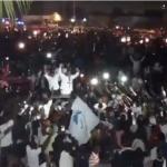 [VIDEO] PLEIN A CRAQUER : L'ARRIVEE DE FELIX TSHISEKEDI ET VITAL KAMERHE AU SIEGE DE L'UDPS LA NUIT
