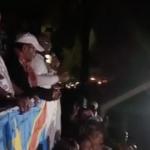 [VIDEO] Le message à chaud de Félix TSHISEKEDI accompagné de son directeur de campagne Vital KAMERHE