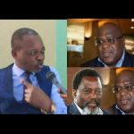 [VIDEO] MIKE MUKEBAYI DANS SES ETATS: ABOYI FELIX TSHISEKEDI MABE ET MET L'UDPS EN GARDE EZA SOMO.