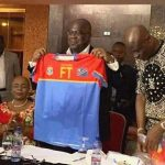 Florent Ibenge : Je n'ai pas eu à faire un travail mental, le Président l'a fait à la veille du match avec sa présence