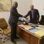 DCU : Vidiye Tshimanga nomme Bethy Pitilo Scrétaire national adjoint en charge des rélations diplomatiques