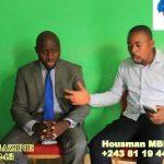 [VIDEO] Dieudonne KANINDA du Mouvement Reformateur asengi FELIX a Nommer INFORMATEUR et Non FORMATEUR