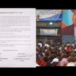 [VIDEO] UDPS: Les Combattants Parlement Debout rejettent le communiqué conjoint FCC-CACH et envoient un message à Felix TSHISEKEDI