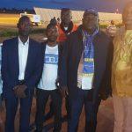 Parti Politique : Le SGa en charge des rélations diplomatiques du DCU accueilli chaleureusement à Lubumbashi