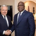 Diplomatie : A Washington, Fatshi s'est entretenu avec Didier Reynders