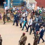 RDC : Fatshi est arrivé à Beni