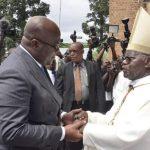 RDC : Fatshi a célébré le dimanche de Pâques à la cathédrale Notre Dame du Congo