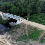 Kisangani : Felix Tshisekedi a inauguré le pont Lubuya reliant la Tshopo et le Maniema