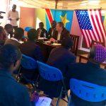 RDC : Si la sécurité s'améliore et que la corruption diminue, les investisseurs américains retourneront en RDC (Ambassadeur USA)