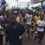 Urgent : Martin Fayulu vient d'arriver à Kinshasa