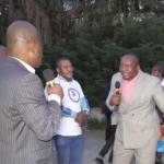 [VIDEO] M. FAYULU à Lyon: Un Pro-Fatshi dit ses Vérités face à Fayulu