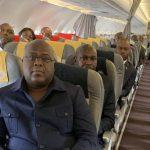 RDC : Pour son voyage à Lubumbashi, Felix a pris un vol régulier de Congo Airways