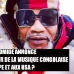 """[VIDEO] Koffi Olomide annonce le retour des CONCERTS : """"Il faut que nous Reveillons la Musique Congolaise en France, Europe et aux USA"""""""
