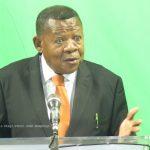 RDC : Brièvement arrêté, Lambert Mende accusee ministre Basil Olongo de vouloir lui faire la peau