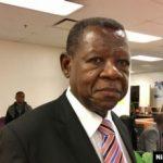 RDC : Lambert Mende brutalement arrêté à sa résidence