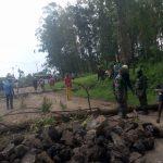 Nord Kivu : Tensions ce matin dans le Rutshuru après le meurtre d'un jeune motard par un militaire