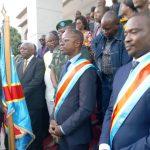 Kongo Central : Le gouverneur Atou Matubuana et le vice gouverneur Justin Lwemba ont officiellement pris leur fonction