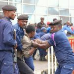 Goma : Malgré la violente répression de sa dernière manifestation, la Lucha organise un nouveau sit-in au bureau d'Airtel ce jeudi