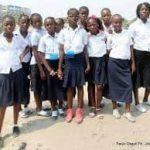 Epreuves d'Enafep 2019 : La députée nationale Eugénie Tshiela prend en charge les frais de participation des finalistes d'une école de Kananga