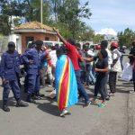Nord Kivu : La Lucha manifeste à Goma contre la hausse du prix de carburant