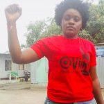 RDC : L'activiste Gloria Sengha réagit aux rumeurs selon lesquelles elle serait enceinte de Jean Marc Kabund