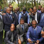 RDC : Kabila exhorte les gouverneurs membres du FCC à prendre en compte l'alliance avec Cach et à travailler en parfaite collaboration avec Tshisekedi