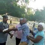 Kinshasa : Plusieurs bléssés hier lors des affrontements entre pro et anti Kabund au siège de l'UDPS