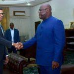 RDC : Sindika Dokolo a été reçu ce samedi par le président Tshisekedi