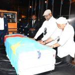 Arrivée de la depouille d'Etienne Tshisekedi : Une personne morte tamponnée par une jeep de la police