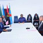 Obsèques d'Etienne Tshisekedi : Paul Kagame et Joao Lourenço déjà à Kinshasa, une tripartite prevue avec Felix Tshisekedi