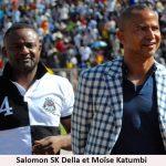RDC : Salomon S K Della n'a pas obtenu un passeport congolais parcequ'il est détenteur d'un passeport belge (Augustin Kabuya)